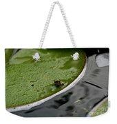 Baby Amphibian Weekender Tote Bag