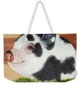 Baby Bacon Weekender Tote Bag