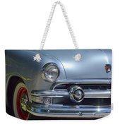 Baby Blue Ford Weekender Tote Bag