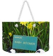 Baby Boomers Weekender Tote Bag
