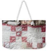 Baby Doll Weekender Tote Bag