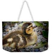Baby Duck Weekender Tote Bag