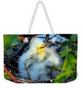 Baby Egrets Weekender Tote Bag