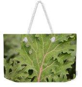 Baby Kale Weekender Tote Bag