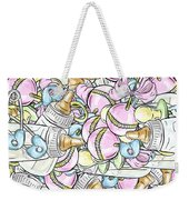 Baby On The Way Weekender Tote Bag