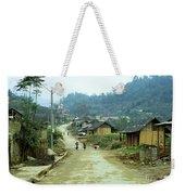 Bac Ha Town Weekender Tote Bag