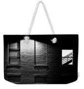 Back Alley 330am Weekender Tote Bag by Bob Orsillo