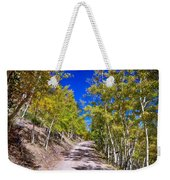 Back Country Road Take Me Home Colorado Weekender Tote Bag by James BO  Insogna