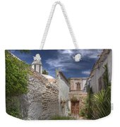 Back Door Weekender Tote Bag