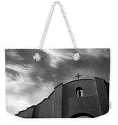 Back Entrance Arch San Xavier Del Bac Mission 1979 Weekender Tote Bag