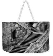 Back Entrance Weekender Tote Bag by Joan Carroll
