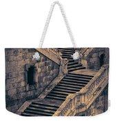 Back Entrance Redux Weekender Tote Bag by Joan Carroll
