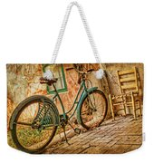 Back Patio Weekender Tote Bag by Nikolyn McDonald