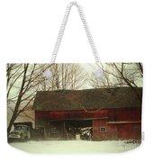Back Road Barn Weekender Tote Bag