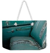 Back Seat Blues  Weekender Tote Bag