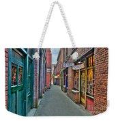Back Street Love Weekender Tote Bag
