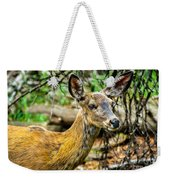 Back-tail Doe Weekender Tote Bag