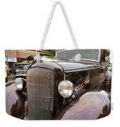 Back To The 50s Celebration - Grants Pass Weekender Tote Bag
