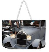 Back To The 50s - Grants Pass Weekender Tote Bag