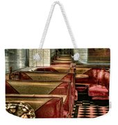 Back To The Fifties Weekender Tote Bag