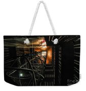 Back To The Future Weekender Tote Bag