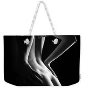 Backlit Beauty Weekender Tote Bag