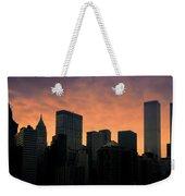 Backlit Weekender Tote Bag by Joann Vitali