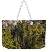 Backroads Of Yosemite Weekender Tote Bag