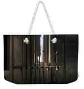 Backstage Control. Weekender Tote Bag