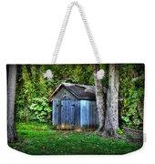 Backyard Barn Weekender Tote Bag