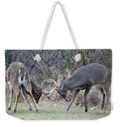 Backyard Brawl Weekender Tote Bag