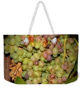 Backyard Garden Series -hidden Grape Cluster Weekender Tote Bag