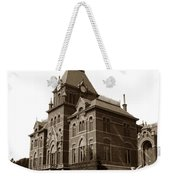 Bacon Hall University Of California Berkeley Circa1895 Weekender Tote Bag