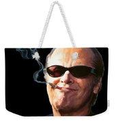 Bad Boy Weekender Tote Bag