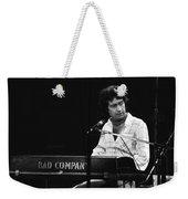 Bad Company 1977 Weekender Tote Bag