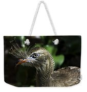 Bad Feather Day Weekender Tote Bag