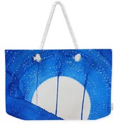 Bad Moon Rising Original Painting Weekender Tote Bag
