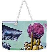 Bad Thoughts Weekender Tote Bag