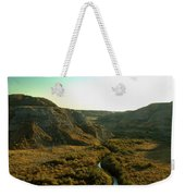 Badlands Coulee Weekender Tote Bag
