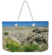 Badlands National Park  1 Weekender Tote Bag
