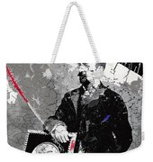 Badly Damaged Glass Plate Negative Studio Portrait Tucson Arizona C. 1885-2012 Weekender Tote Bag