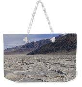 Badwater Basin Vista Weekender Tote Bag