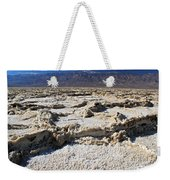 Badwater Telescope Peak Extremes   Weekender Tote Bag