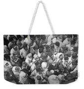 Baghdad Crowd Weekender Tote Bag