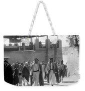 Baghdad Steet Scene Weekender Tote Bag