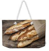 Baguettes Bread Weekender Tote Bag