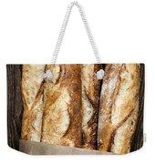 Baguettes  Weekender Tote Bag by Elena Elisseeva