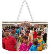 Baha'i House Of Worship - New Delhi - India Weekender Tote Bag