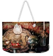 Baker - Ready For The Party Weekender Tote Bag by Mike Savad