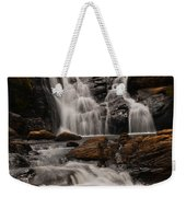 Bakers Fall. Horton Plains National Park. Sri Lanka Weekender Tote Bag